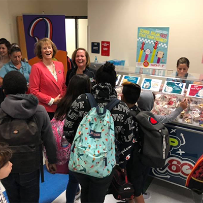 Fueling Our Future Leaders With School Breakfast