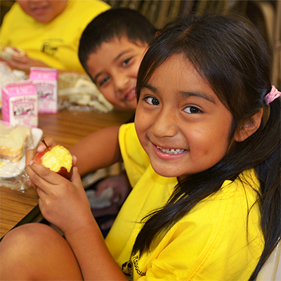 USDA School Feeding Programs Help Enhance Child Nutrition