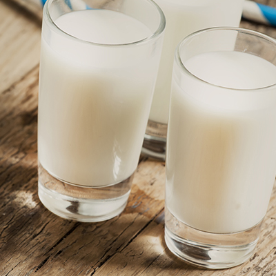 Three Servings of Milk Deliver a Unique Nutrient Package