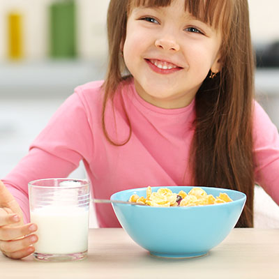 Does Milkfat Influence Vitamin D Status and Weight in Young Children?
