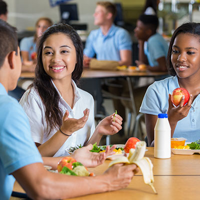 Why Is Milk Part of School Meals?