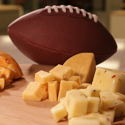 Serve Spicy Cheese at Your Big Game Party