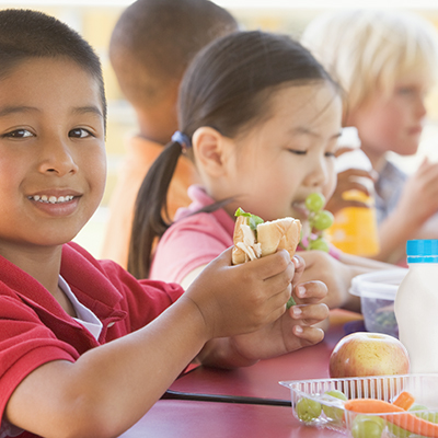 How Does Milk Help Nourish Food Insecure Children?
