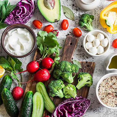 Dairy Foods Can Fit Into the Mediterranean Diet