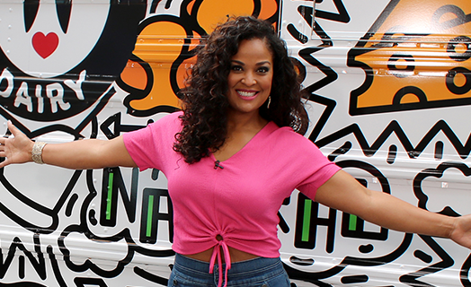 Why Laila Ali Wants to Knock Out Child Hunger