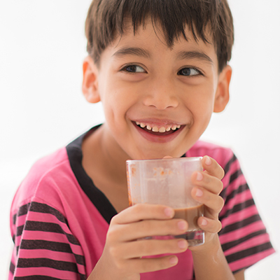 Study: Flavored Milk not Related to Weight Gain in Children