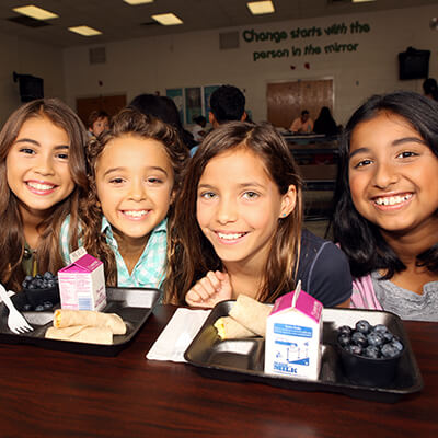 Dairy Innovation Helps Schools Close the Nutrient Gap