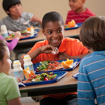 Back to School and the Value of School Meals