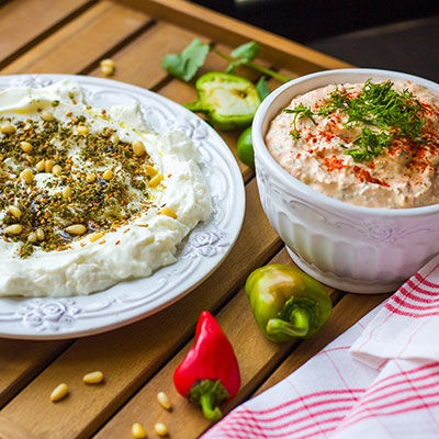 Homemade Labneh