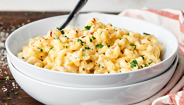 Wisconsin Mac and Cheese