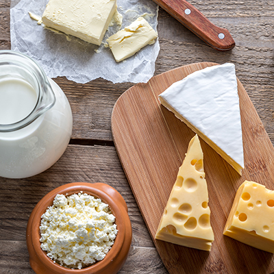 12 Reasons to Keep Dairy on Your Daily Menu
